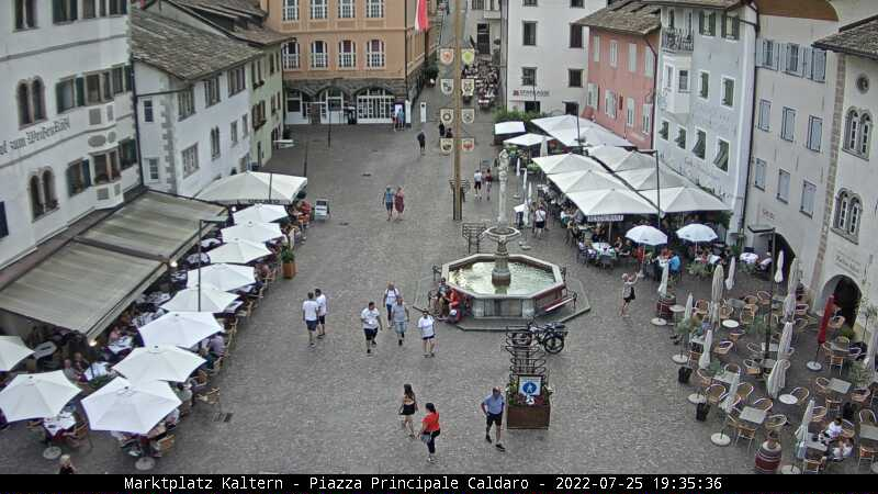 Webcam Caldaro